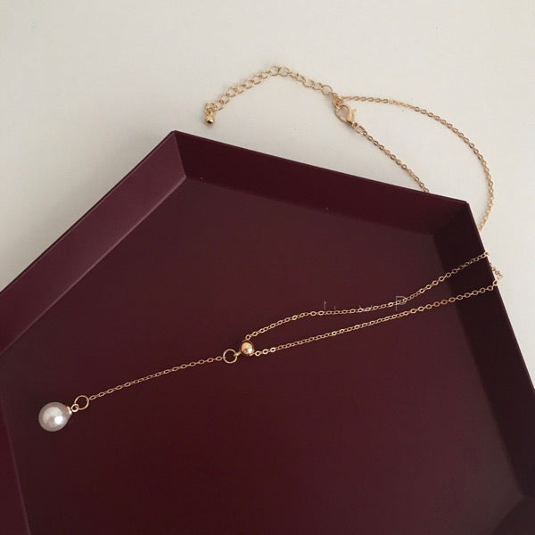 Tia Simple Necklace