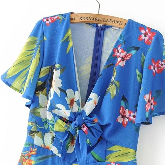 Philis Tropical Playsuit