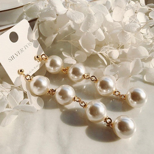 Pearl Drop Ear Ring