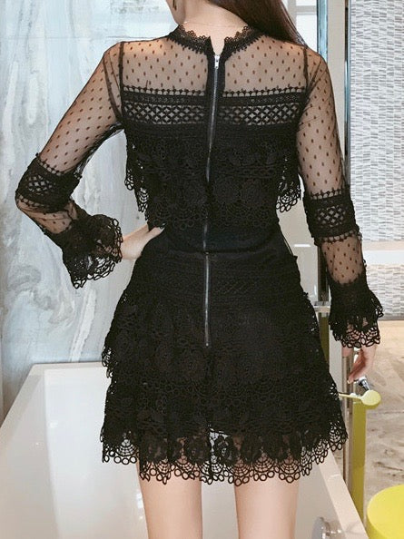 Luxe - Erina Lace Dress