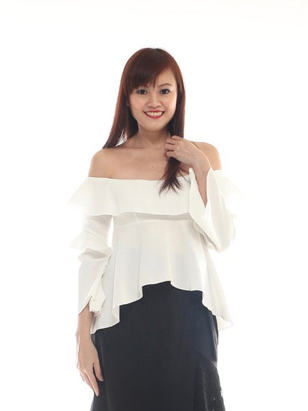 Yazmin Off-Shoulder Top