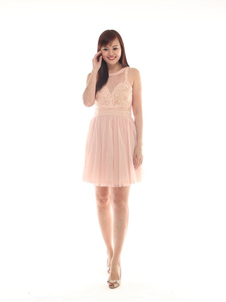 Bethany Tulle Dress