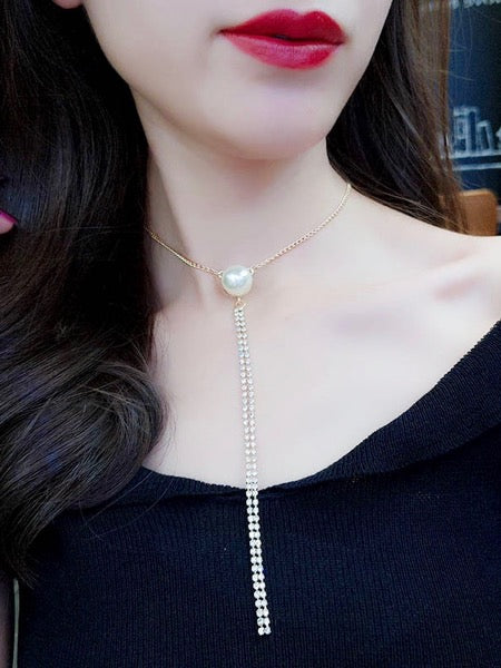 Pearlie Necklace