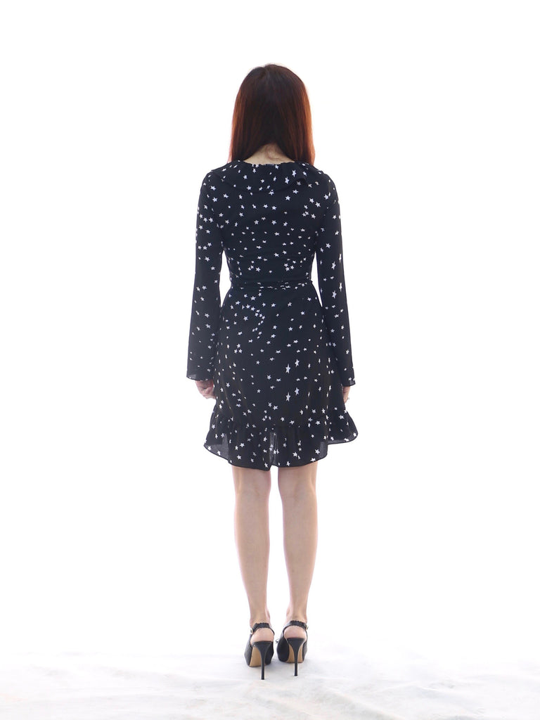 Abby Starry Dress