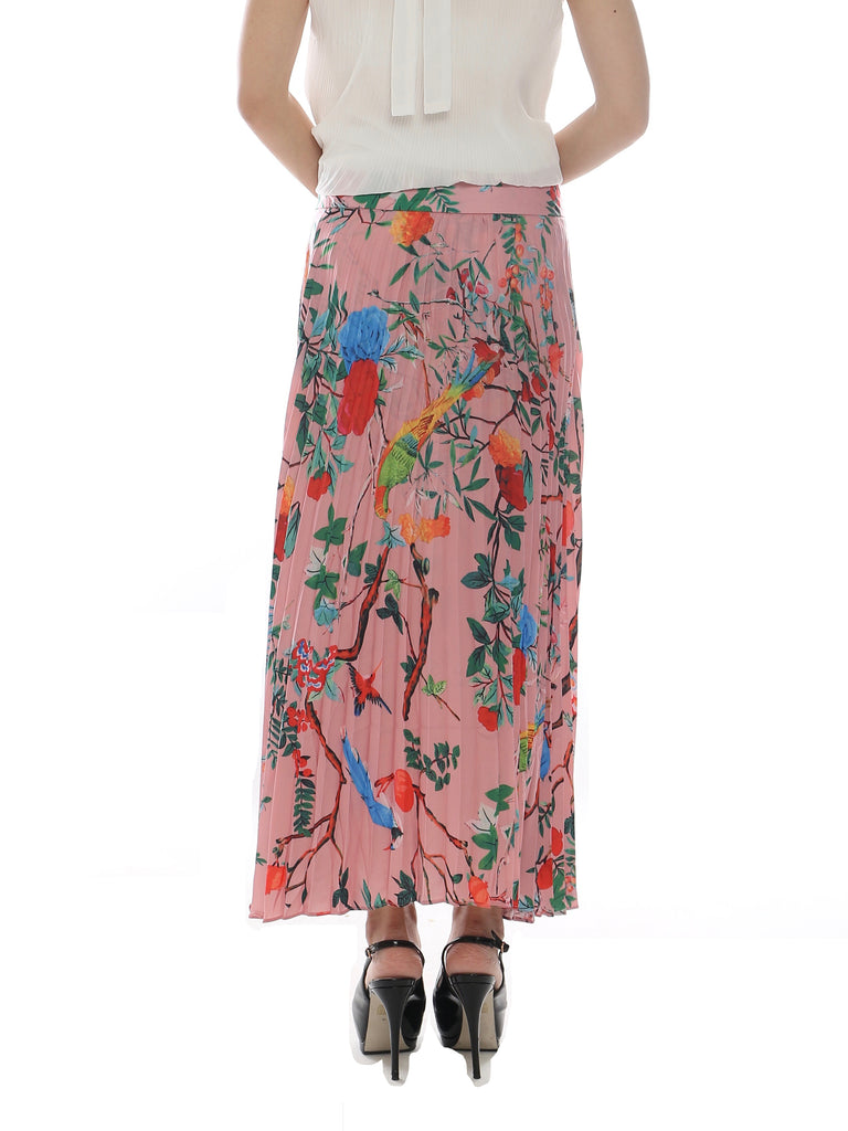 Josie Pleat Skirt