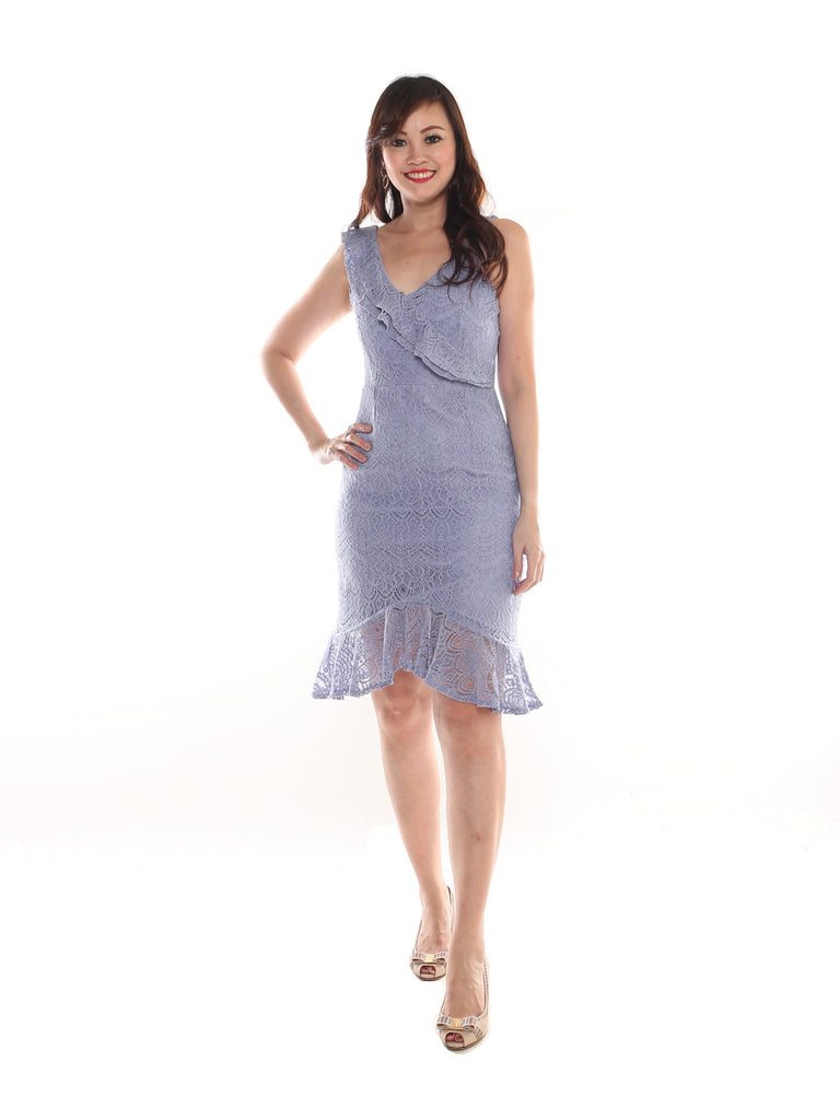 Derby Lace Dress