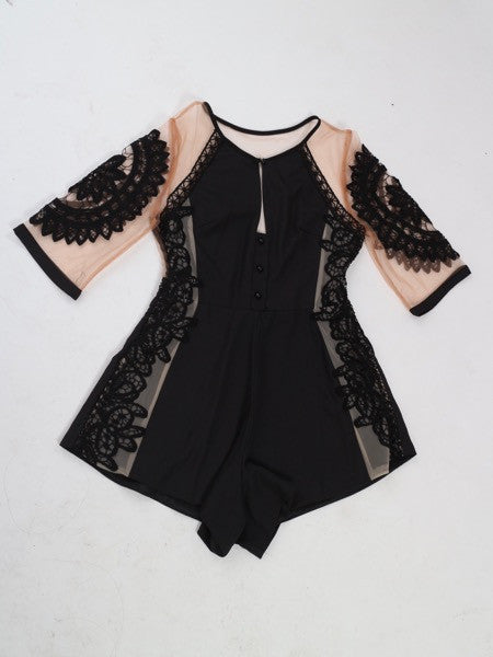 Bern Playsuit