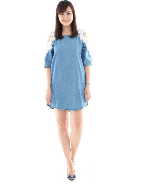 Candice Denim dress
