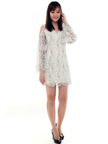 Luxe - Ginnie Crochet Dress