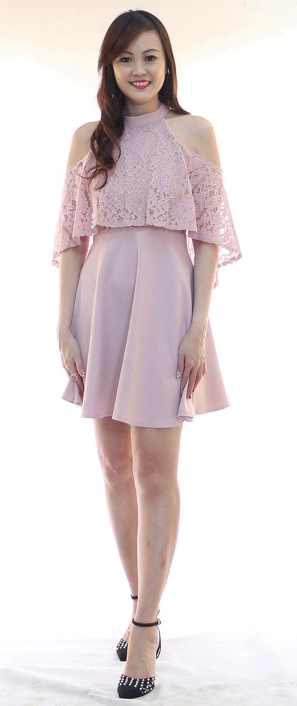 Ailio Lace 2 way Dress