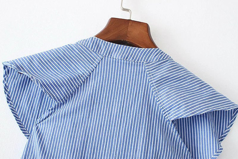 Airel Stripe top