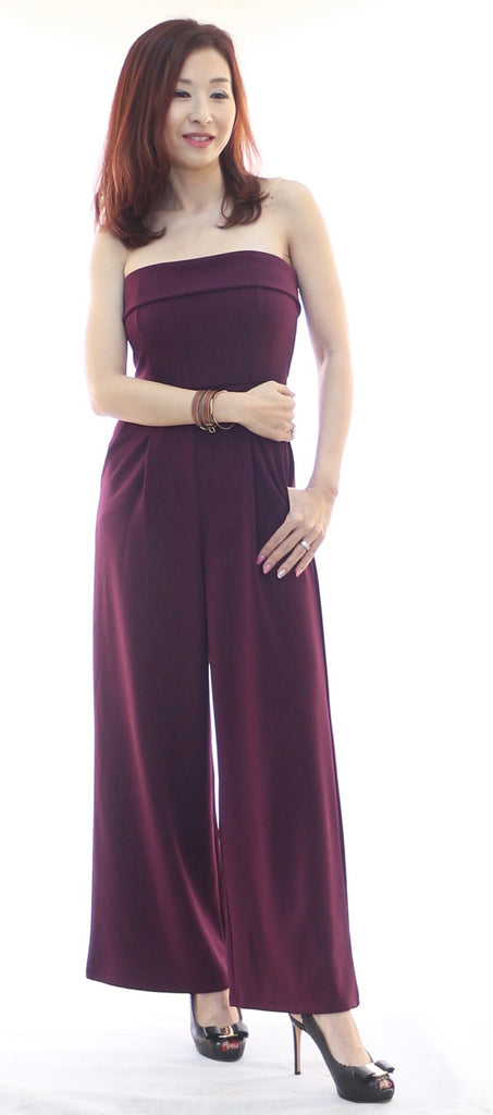 Alda tube jumpsuit (4 colours)