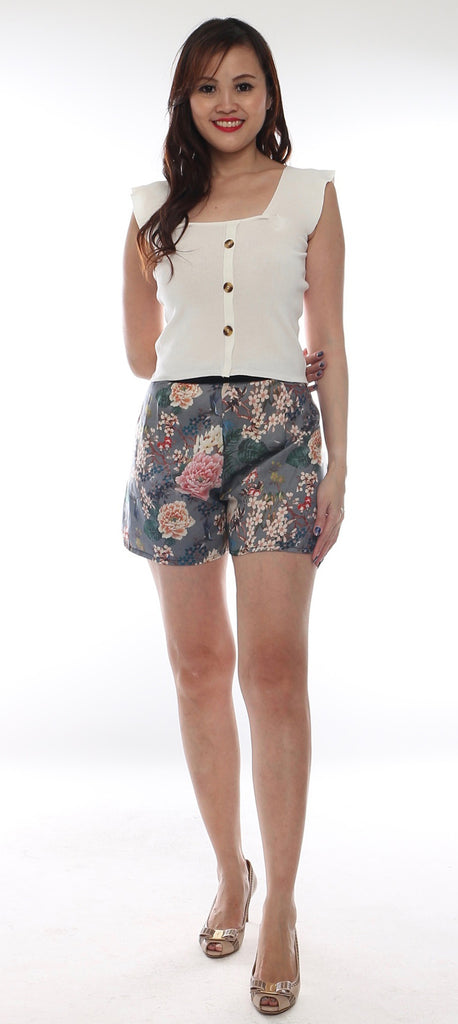 Boidee floral shorts