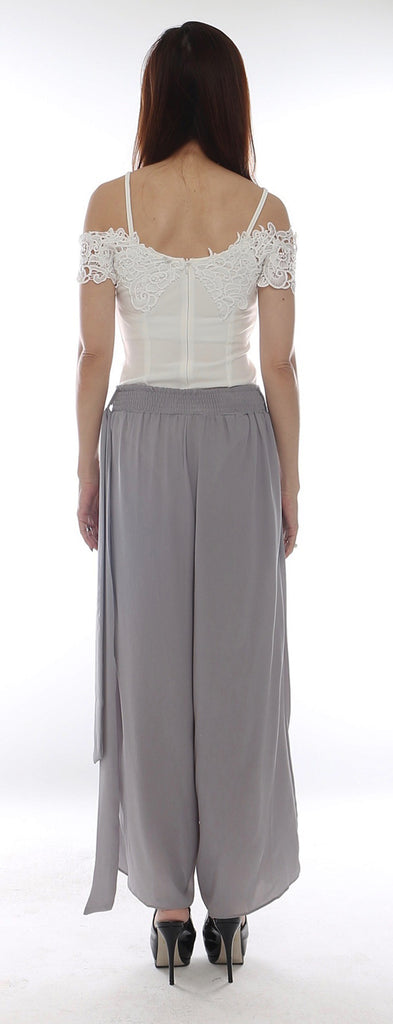 Dorcato Wide Leg Trousers