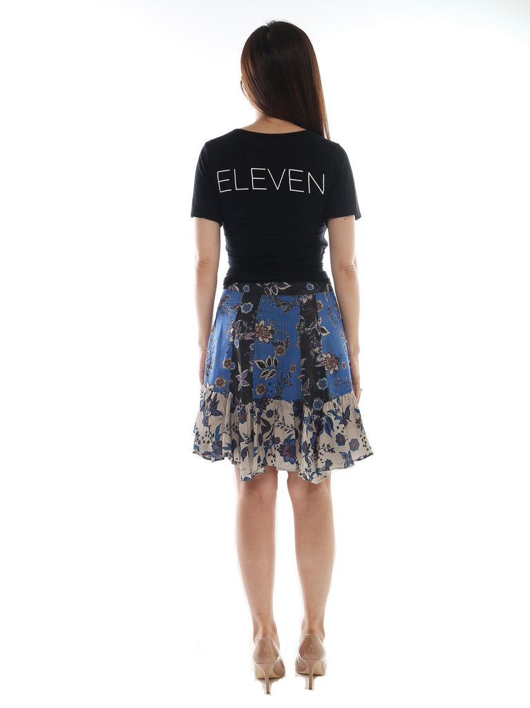 Eleven Wraparound 2 way Top