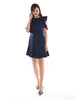 Ullsa Navy Skater Dress