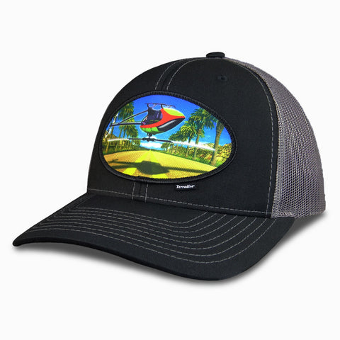 RC Helicopter Snapback