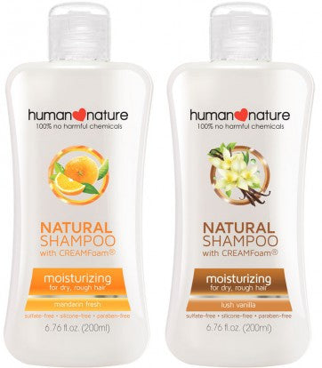 Natural Moisturizing Shampoo