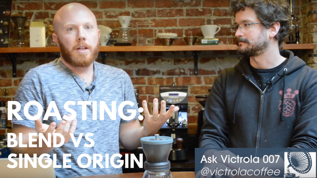 What's the Difference Between Single-Origin and Blend Coffee?