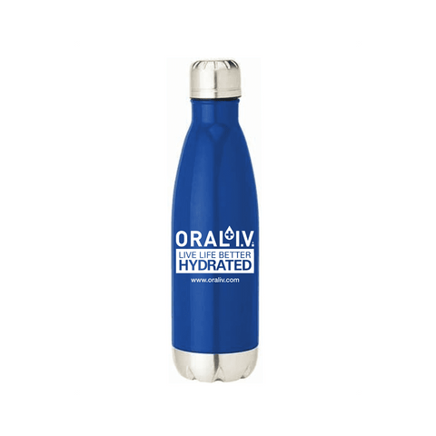 ORAL I.V. Stainless Steel LLBH Bottle