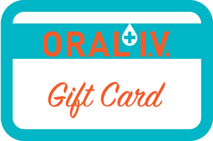 Open image in slideshow, ORAL I.V. Gift Card