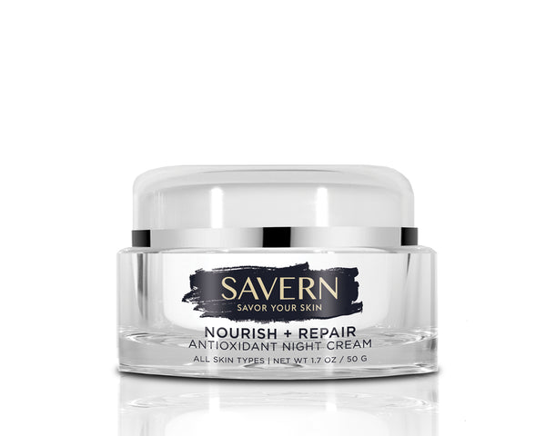 Nourish + Repair Antioxidant Night Cream