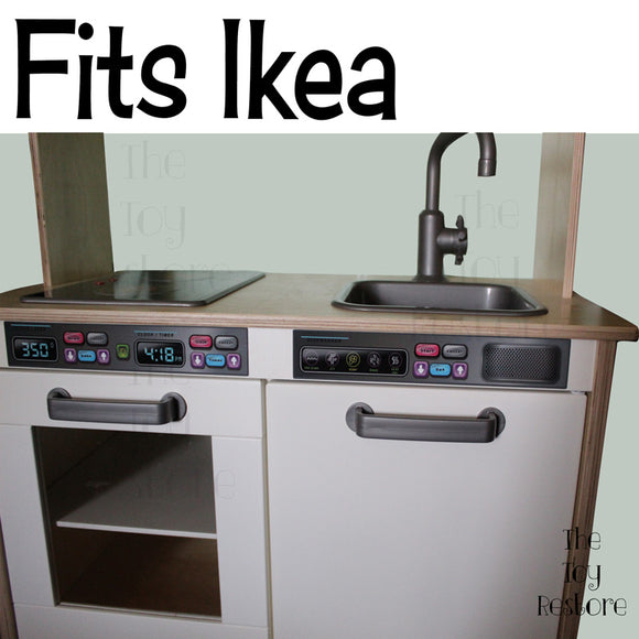 Fits Ikea Play Kitchens