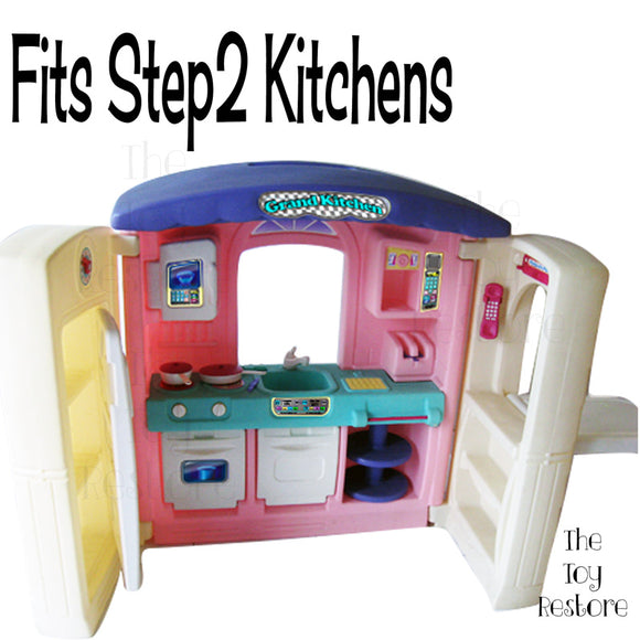 Fits Step2 Kitchens