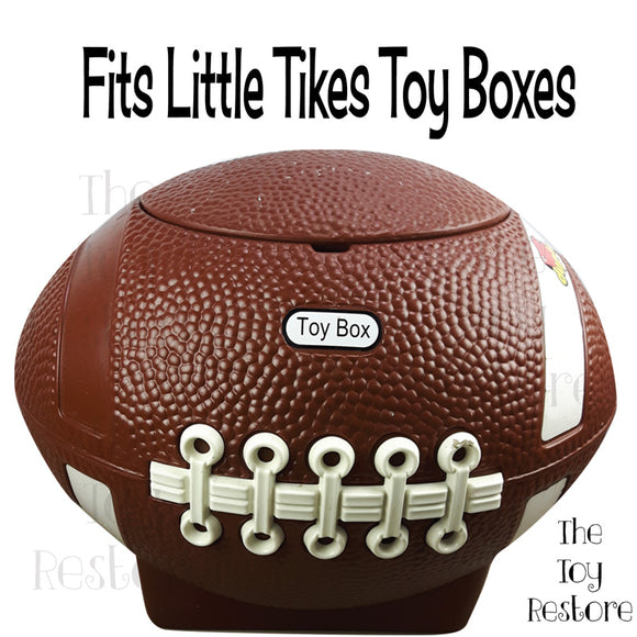 Fits Little Tikes Toy Boxes