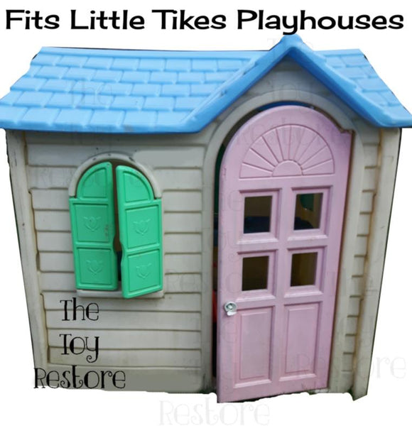 Fits Little Tikes Playhouse