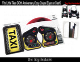 Taxi Decals Replacement Sticker Fits Little Tikes 30th Ann. Cozy Coupe Car Basic set