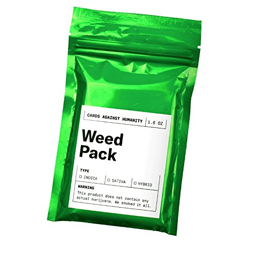 Cards Against Humanity WEED Expansion Pack