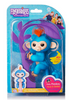 Fingerlings Monkeys Interactive Baby Monkeys Boris Blue