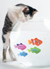 Go Fish Swimming Cat Toy
