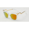 80s Gold Cat Eye Sunglasses