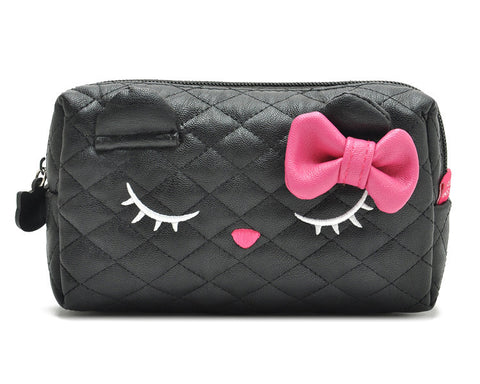 Kawaii Cat Makeup Bag