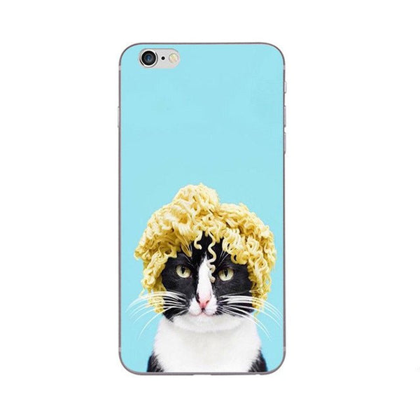 Mr. Noodles Phone Case For Apple iPhone