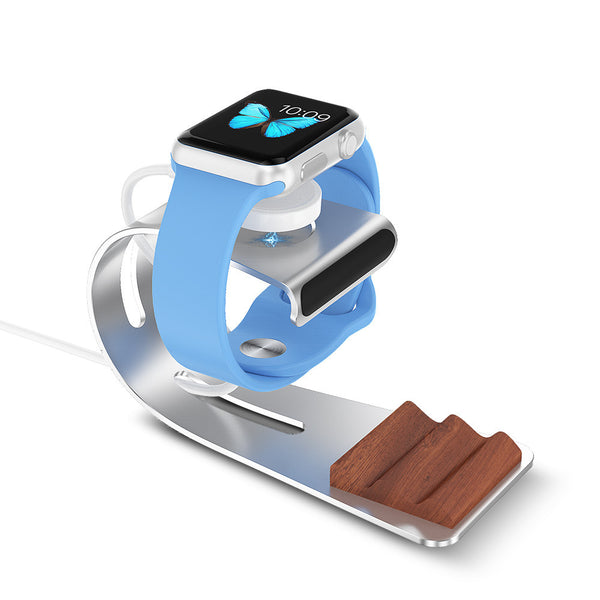 Apple Watch and iPhone Charging Dock Station