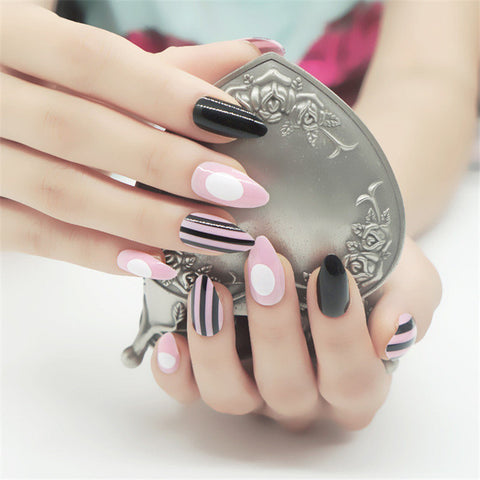 Sophisticate Stylish Stiletto Nails