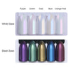 5 piece set Unicorn Mermaid Gradient Nail Glitter Powders
