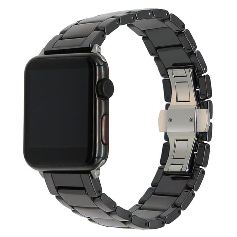 Classic Ceramic Watchband for Apple Watch