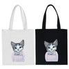 Cats of New York Canvas Totes