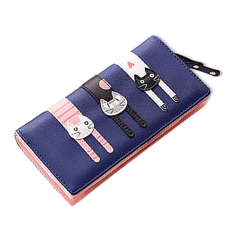 Kit, Kat and Koe Kitty Wallet