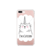 I'm a Caticorn Phone Case for Apple iPhone