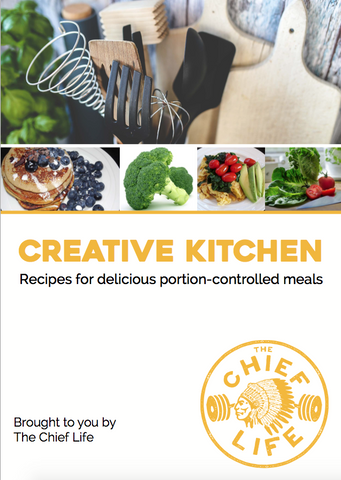 """Creative Kitchen"" Recipe Ebook"