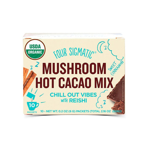 Four Sigmatic: Mushroom Cacao (Box of 10)