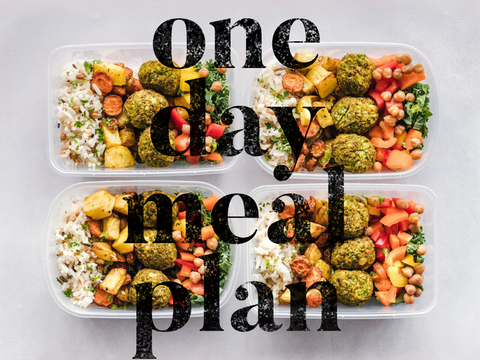 One Day Meal Plan