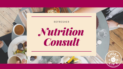 Nutrition Consultation (Refresher)