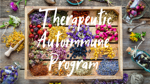 Therapeutic Autoimmune Program!
