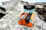 CHIEF BAR - Beef & Chilli Meat Bar (Box of 15)